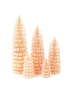 Kerstboom houtkrul