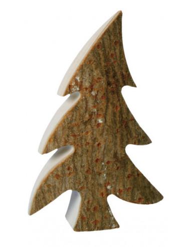 Kerstboom asymetrisch