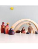 Design kerststal Bjorn Kohler
