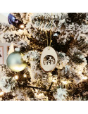 Mini kerststalletje
