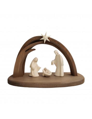 Kerststal traditioneel
